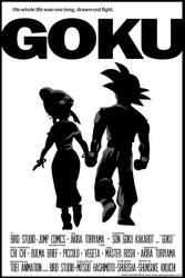 ''Goku'' Rocky Movie Poster Parody by kevinbolk