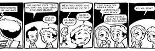 Jack Black by kevinbolk