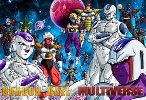 Dbm 1369 - Majin Frost Squad by SchalePetri