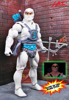 Custom MOTUC Slamurai by Hunter Knight Customs by hunterknightcustoms