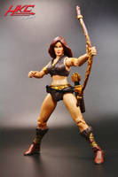 Custom MOTU Classics SHARELLA by HKC by hunterknightcustoms