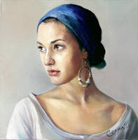Jewish Woman by selma-todorova
