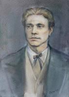 Vasil Levski by selma-todorova