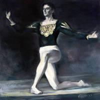 Ballet Dancer by selma-todorova