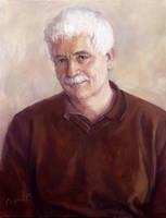 Portrait of Liudmil by selma-todorova