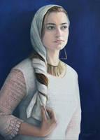 Reincarnations - Ester by selma-todorova