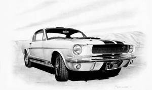 1965 Shelby GT350 Mustang by Boss429