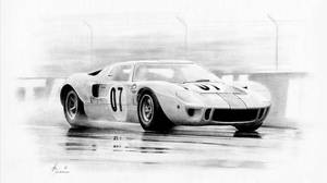 Ford GT40 by Boss429