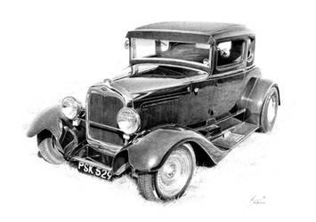 Hotrod by Boss429