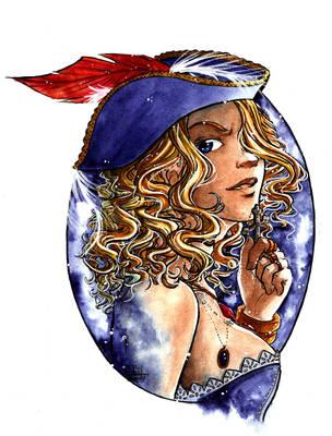 Lady_Gloria Rey by RayNoir