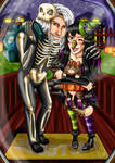 :Trick or Treat: by RayNoir