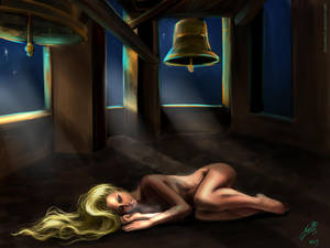 Ramshedia in the belfry by RayNoir