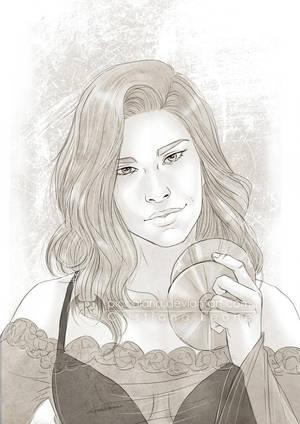 Lucyta Galey by RayNoir