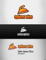 Options 2 Dine logo by jovargaylan