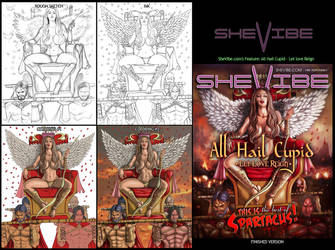 SheVibe.com's Feature: All Hail Cupid by SheVibe
