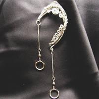 Arwen ear wrap ear cuff  elfin by LRakerDesigns