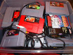 Super Nintendo Collection! by FireMaidenNexus