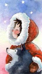 Eskimo by Acualina