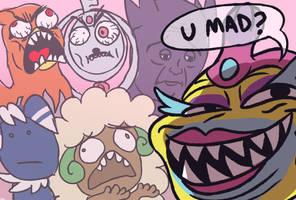 Bruxish: Competitive Pokemon's Worst Nightmare by MAST3R-RAINB0W