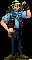 [MM] ''M+L'' RPG Style: Sniper [Genowhirl70] by MAST3R-RAINB0W
