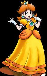 [MM] ''M+L'' RPG Style: Daisy (IT'S A MIRACLE!) by Mast3r-Rainb0w