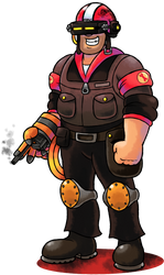 [MM] ''M+L'' RPG Style: Engineer [SntheEngineer] by MAST3R-RAINB0W