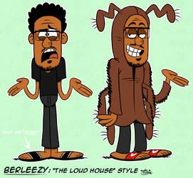 ''LOUD HOUSE'' Style: Berleezy! by Mast3r-Rainb0w