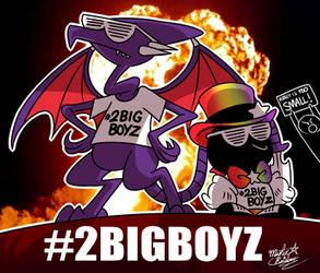 #2BIGBOYZ (RIDLEY IS IN 5MASH) by MAST3R-RAINB0W