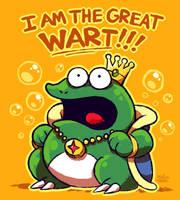 THE GREAT WART (Super Mario Bros. 2) by MAST3R-RAINB0W