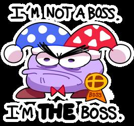 Marx is THE Boss (R.I.P.) by MAST3R-RAINB0W