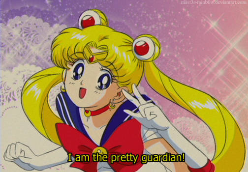 Sailor Moon in 90's Anime Style [fanmade] by Mast3r-Rainb0w