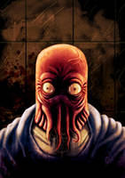 Zoidberg by psyware