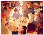 birthday at the rebellion by Myebi