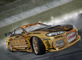 TOP SECRET S15 drift silvia by chapter69
