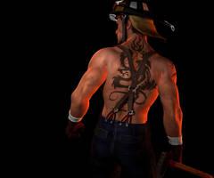 fire by renderscot