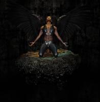 Fallen Angel by renderscot