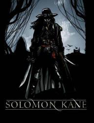 Solomon Kane by LordApep