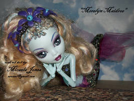 Merelyn Maidroe Monster High by micaelajones
