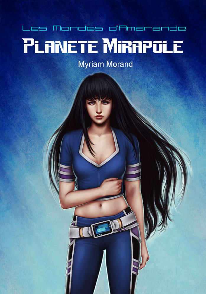 Planet Mirapole cover by Feliane