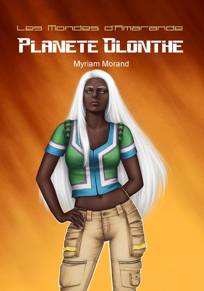 Planet Olonthe cover by Feliane