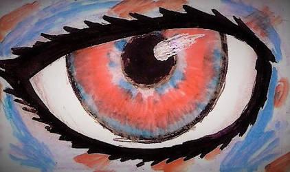 Eye 1 by charlaen