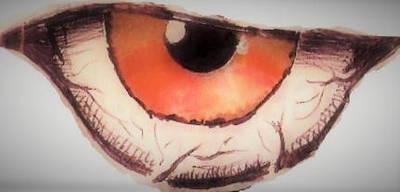 Evel Eye 1 by charlaen