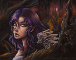 Angel in Tartarus by SunlessRise
