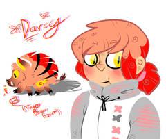 Darcy by Captain-Dark-Kitty