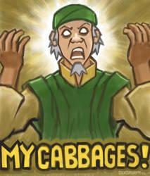 My Cabbages! by zenzmurfy