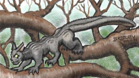 Treecat concept pic 4 by zenzmurfy