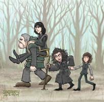 Bran's Growth Spurt by zenzmurfy