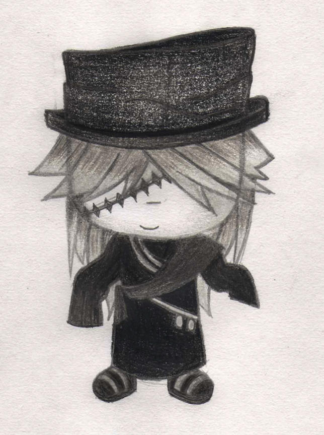 Pop Undertaker by CrimsonMayhem