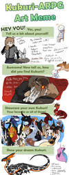 KUKURI-ARPG Art Meme by GryAdventures