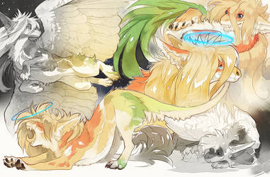 E r a i l i - sketch page by GryAdventures